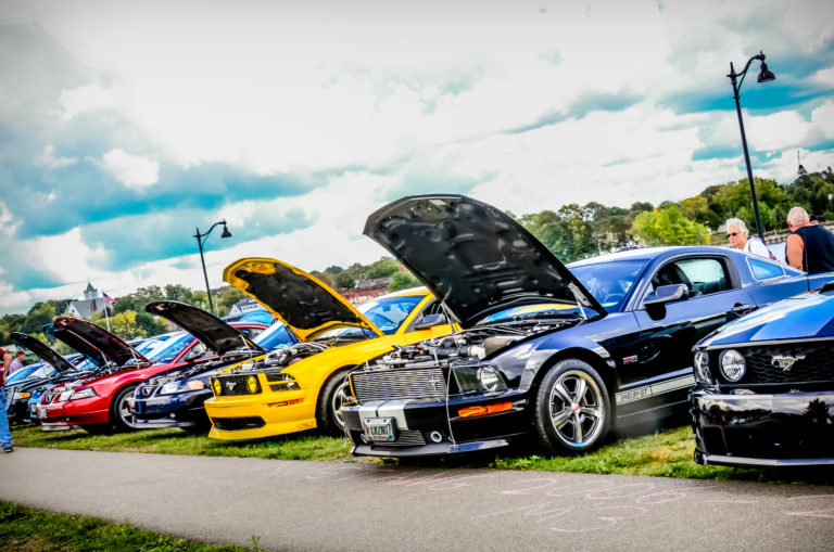 Bangor Car Show: Wheels on the Waterfront - Greater Bangor CVB