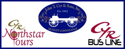 Cyr Northstar Tours logo