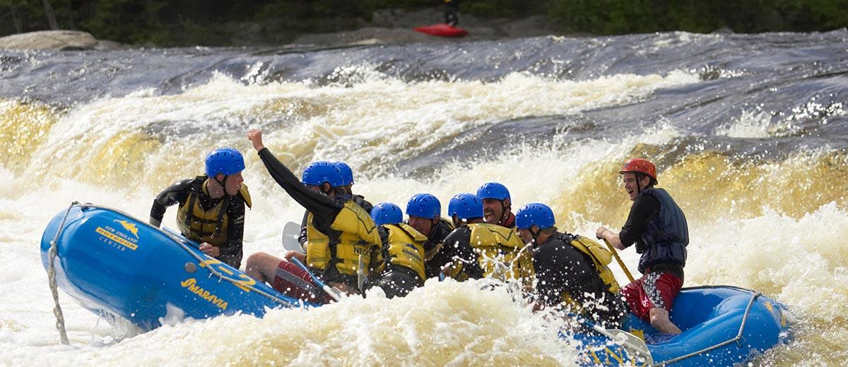 River Raft White Water