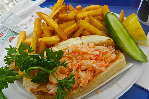 Eat - Lobster Roll