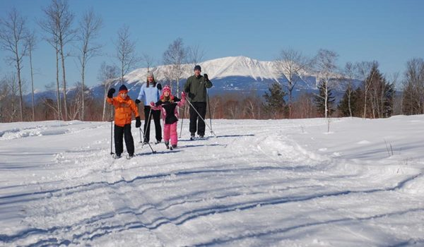 Bangor Maine Cross Country Skiing