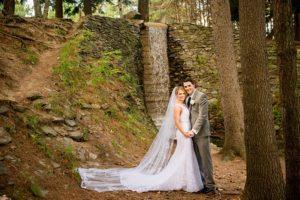 Bangor Maine Wedding Cascade Park