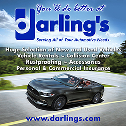 darlings banner ad