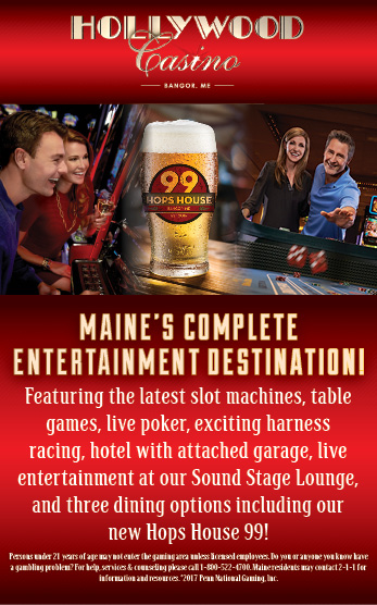 hollywood casino web ad banner