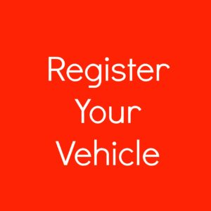 register your vehicle button