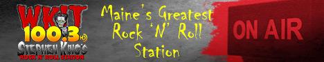 wkit 100.3 radio station logo